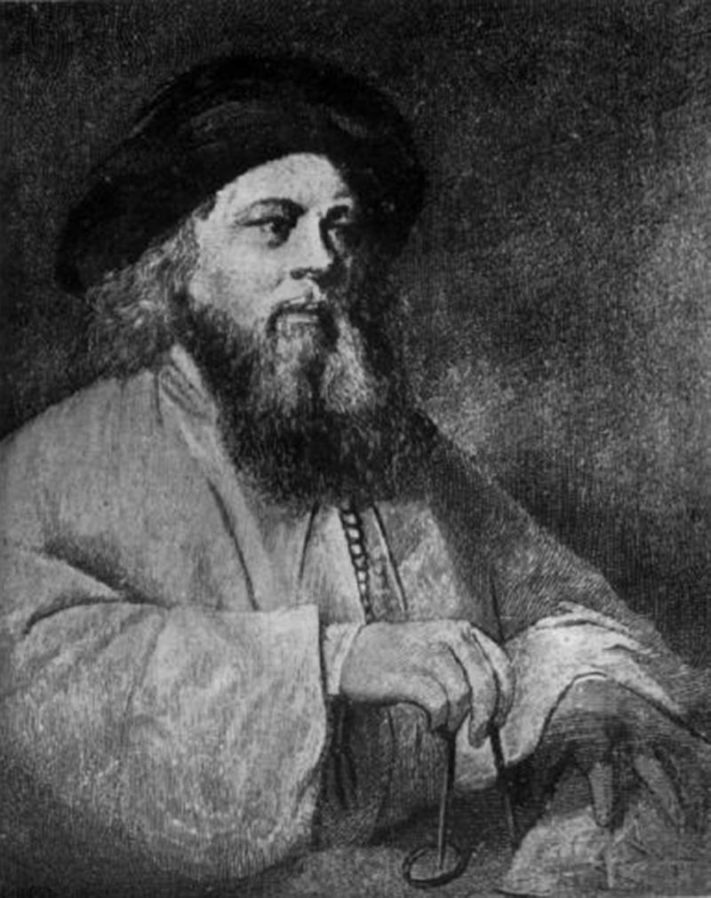 Baal Shem of London portrait