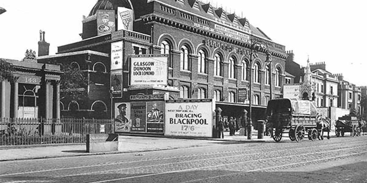The history of Bow Station, the 'St Pancras' of Bow