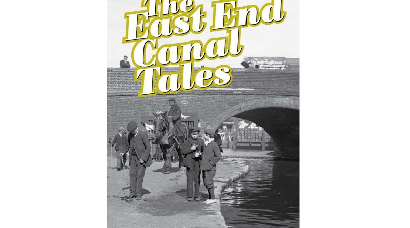 The East End Canal Tales by Carolyn Clark book cover