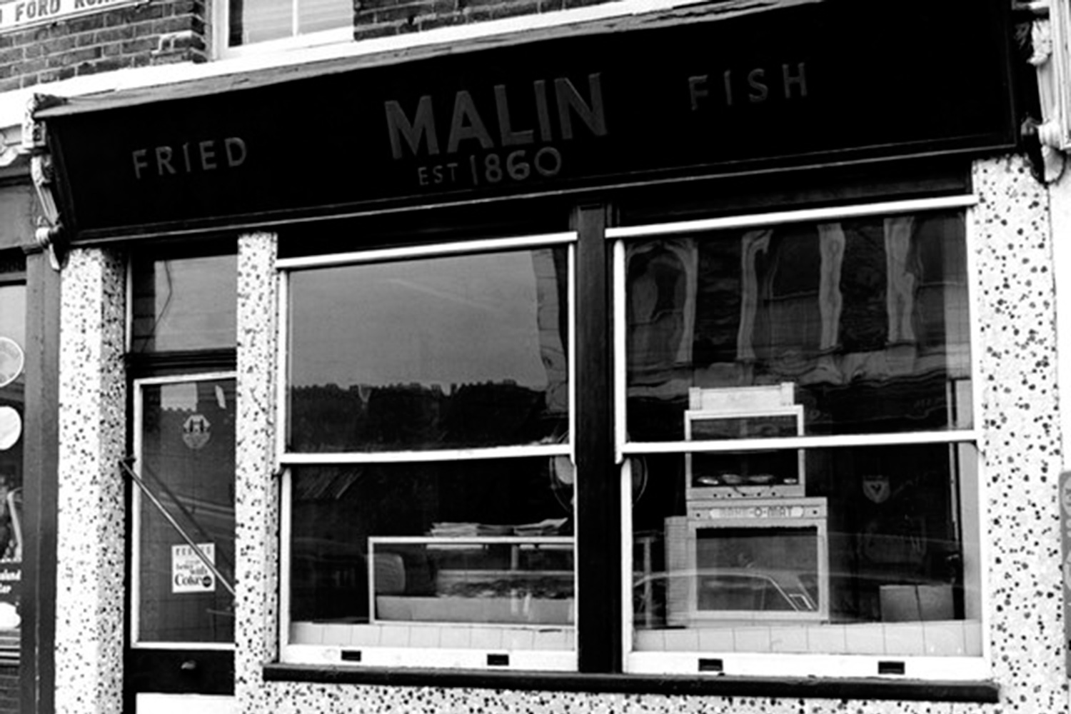 Malin's in Bow: the first fish and chip shop in the UK | Roman Road LDN