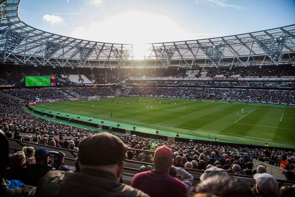 West Ham playing at home, Faces of West Ham, photos by José da Luz