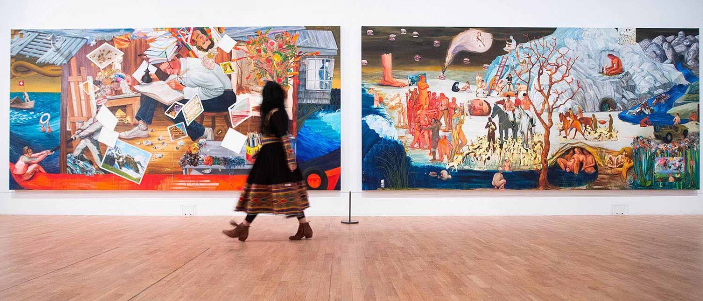 Culture in the time of Covid: Radical Figures at the Whitechapel Gallery
