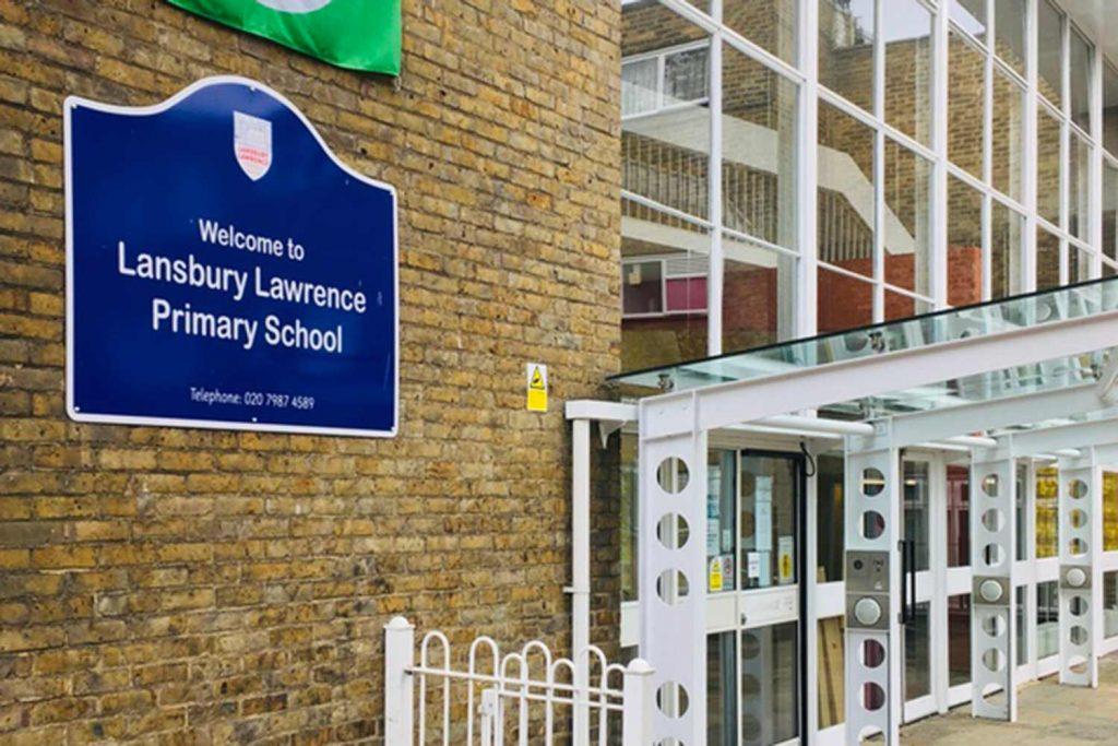 Lansbury School in Poplar, part of Open House Weekend London