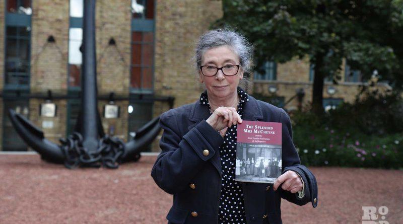 Jane McChrystal, author of The Splendid Mrs McCheyne