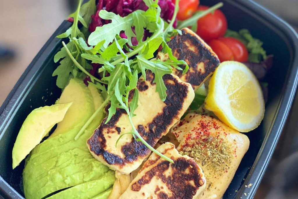 Takeaway Turkish lunch options at Recharge in Globe Town on Roman Road