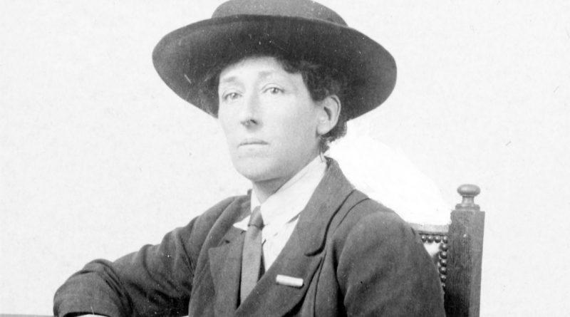 Norah Smyth, suffragette, philanthropist and photographer