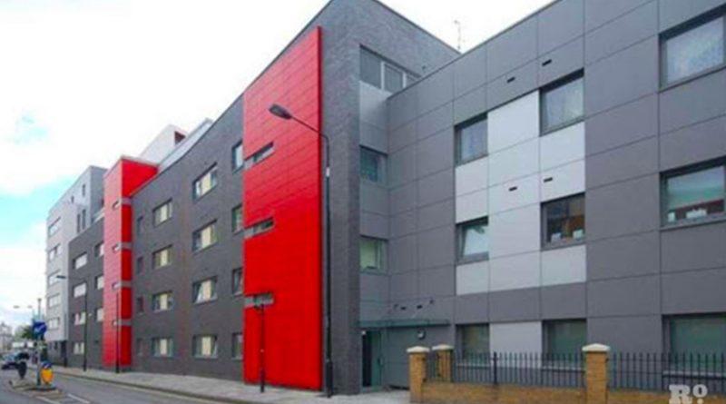 Mojo Housing Development, Bow, East London