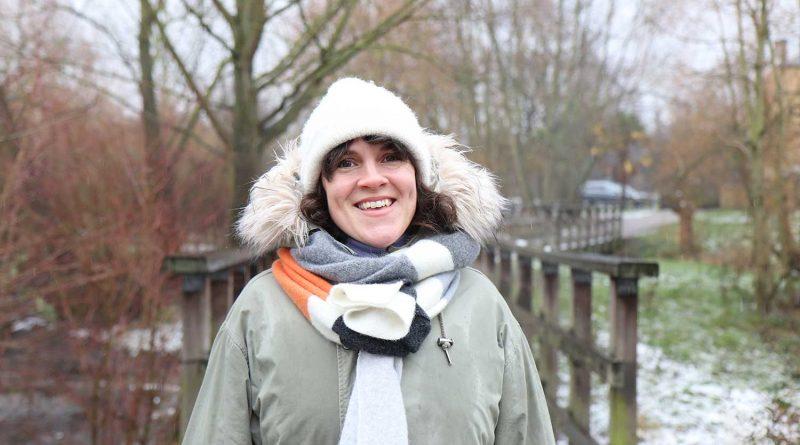 Councillor Rachel Blake, Mile End Park