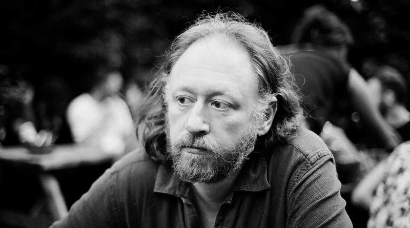 John Rogers, street historian and psychogeographer, East London.