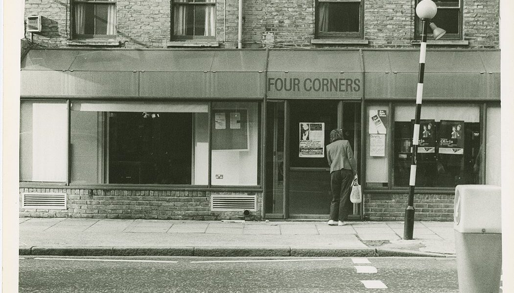 The old Four Corners headquarters at 113 Roman Road
