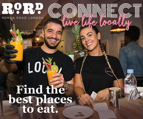 Connect Ad Cafe East