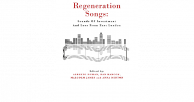Regeneration Songs book cover